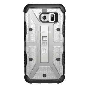 Samsung Galaxy UAG s6 Phone case Ash Black Colour