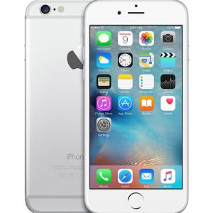iPhone 6 Sliver - Apple Refurbished - Gadgets365