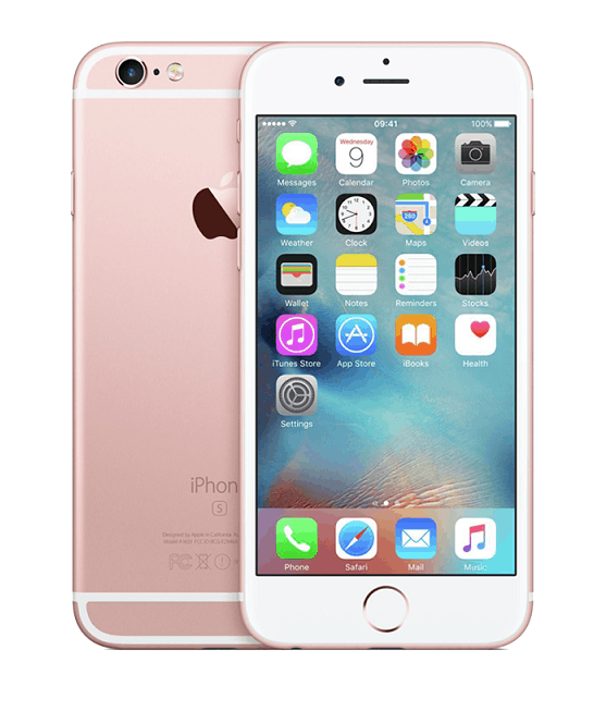 iPhone 6s 64g Rose Gold Like New