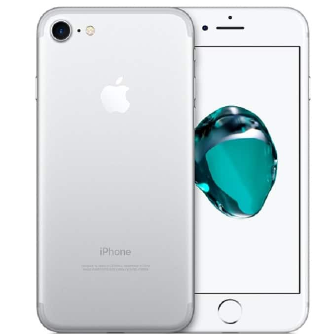 iPhone 7 Silver - Gadgets365