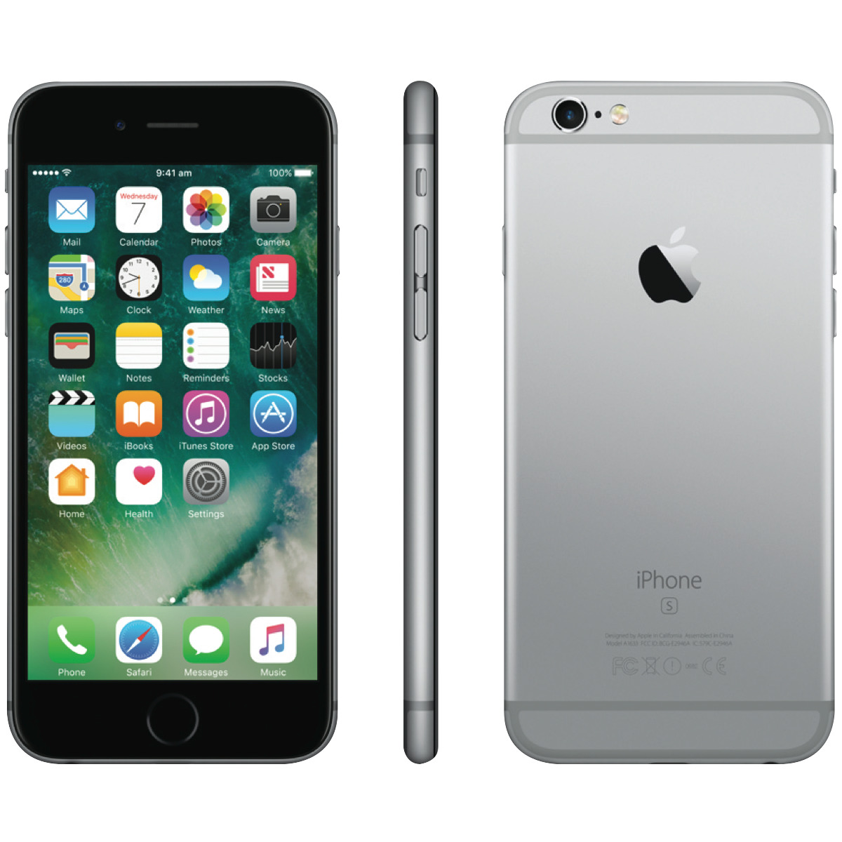 iPhone 6s 32g Space Grey Like New | Factory Refurbished